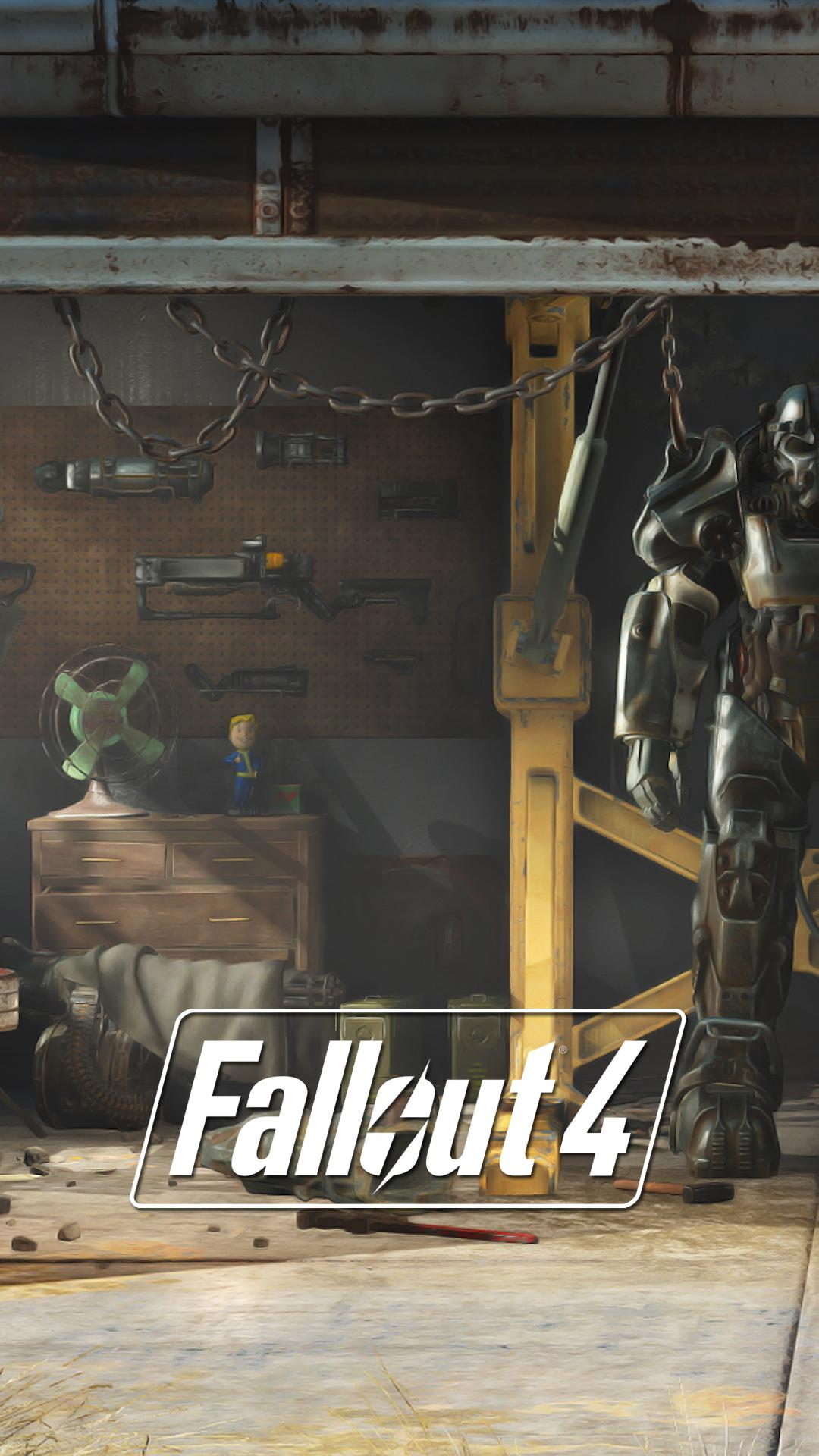 1 18 Fallout 4 Wallpapers For Mobile
