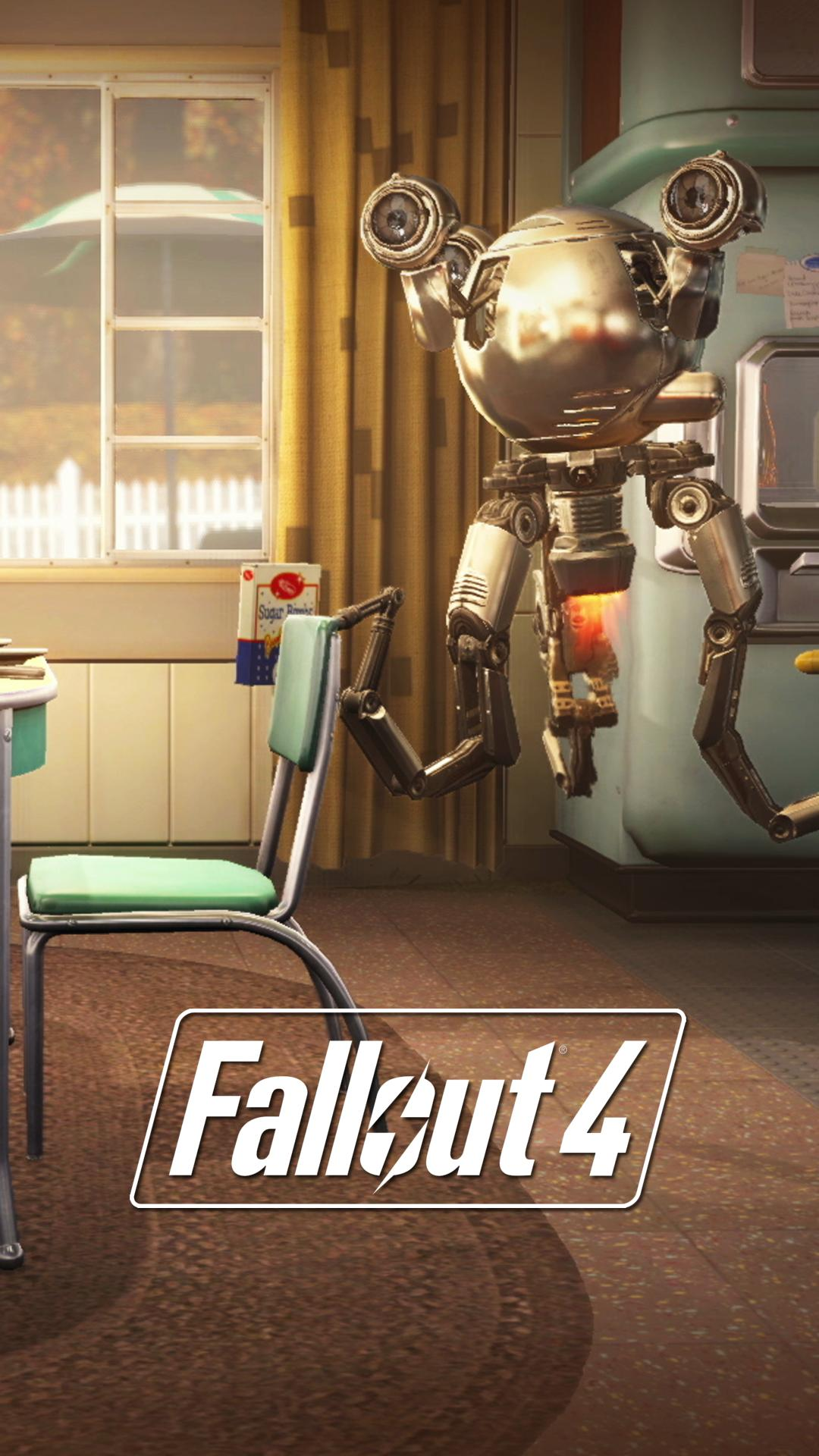 18 Fallout 4 Wallpapers For Mobile Fallout 4 Fo4 Mods