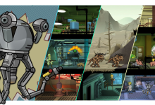 Fallout Shelter Update- Android, Mr. Handy, and New Threats