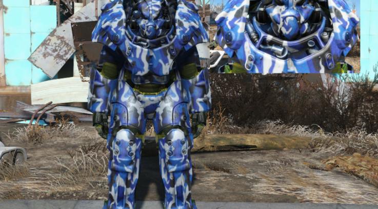 4k PowerArmor Camouflage6