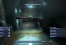 9mm Pistol (Common Deliverer)