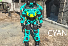 Base power armor skins 4