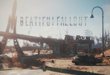 Beautiful Fallout - Graphic Overhaul