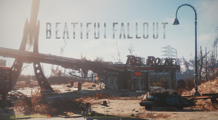 Beautiful Fallout - Graphic Overhaul