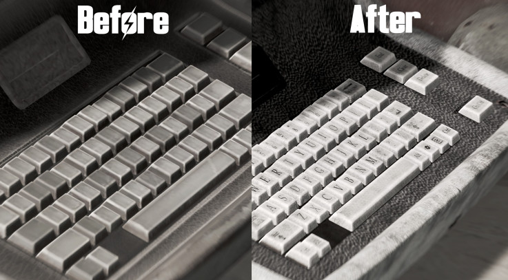 Better Computer Terminals - 4K or 2K
