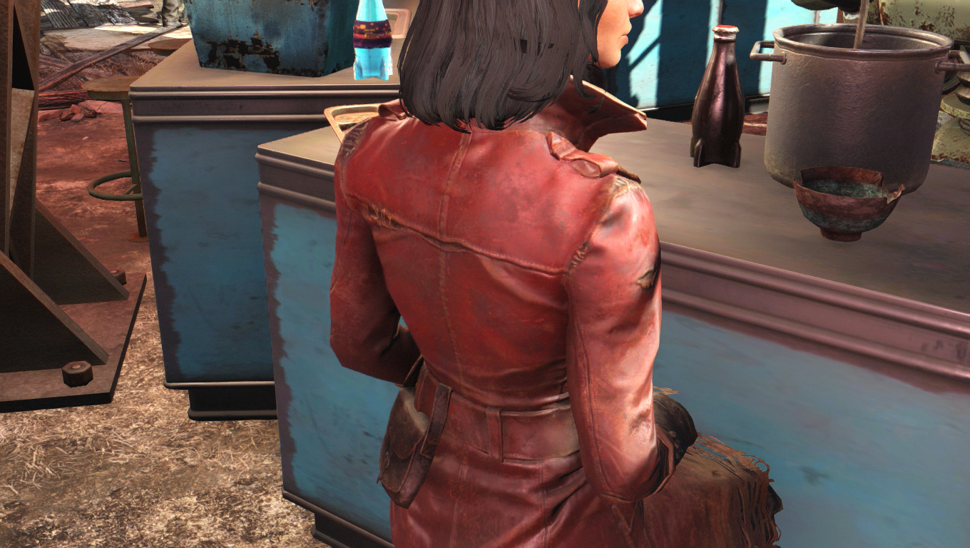 fallout 4 how to find a mod that changes something