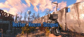 Better Recon Scope Retexture 1