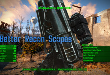 Better Recon Scope Retexture