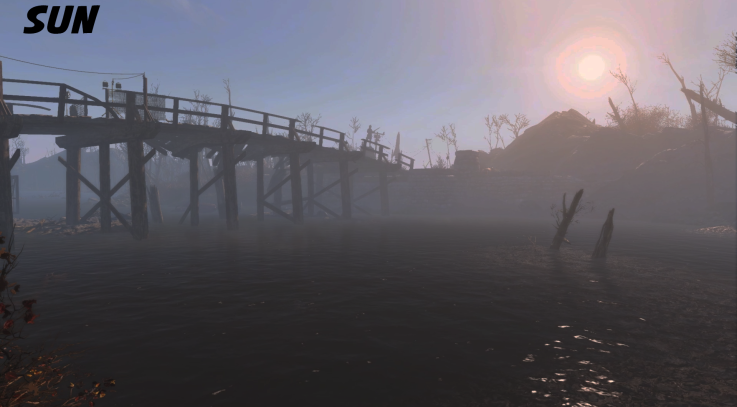 Better Sun and Stars FO4