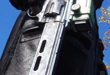 Black Gloves for Maxsons Battlecoat 2