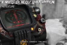Black Pipboy - Nuclear Holocaust Edition