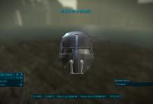 Black Synth Field Helmet Retexture 4
