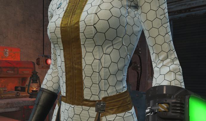 Brand New Vault Jumpsuits Mk II 2
