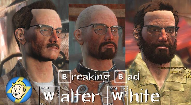 Breaking Bad - Walter White save file