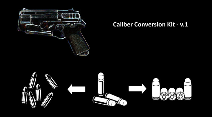 Caliber Conversion Kit