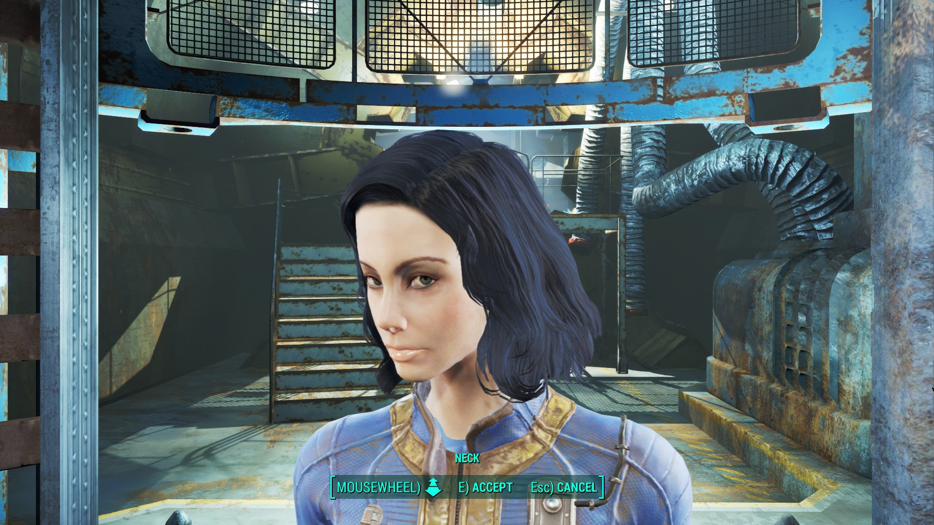 Fallout 4 Anime Characters : Character save claire by robert fallout fo mods