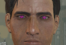 ChrisRichardz Anime Eyes (Fallout 4 Edition)