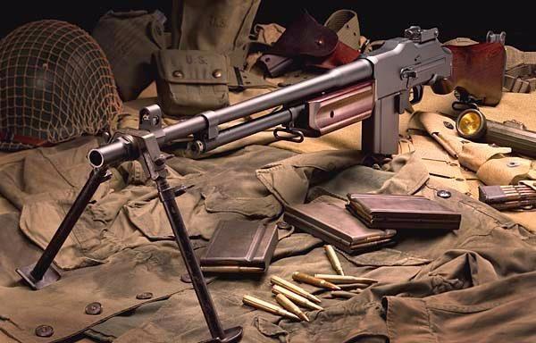 Combat Rifle BAR Sound Effects