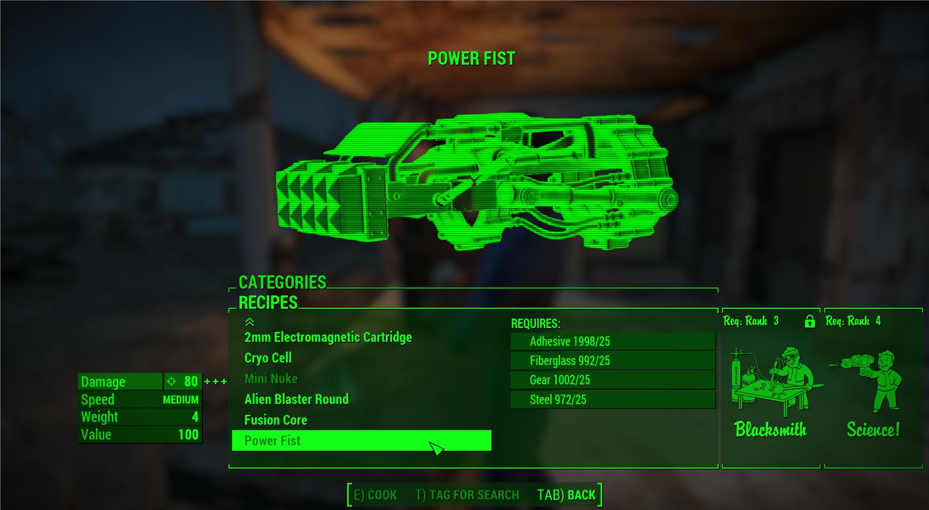 Fallout  Best Unarmed Build