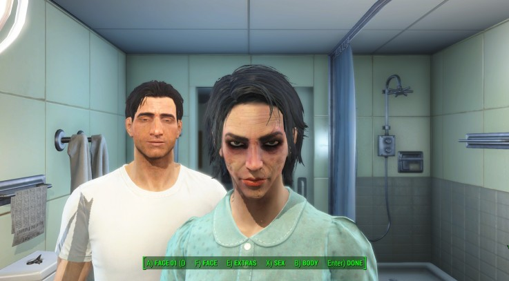 Crazy Kelly Fallout 4