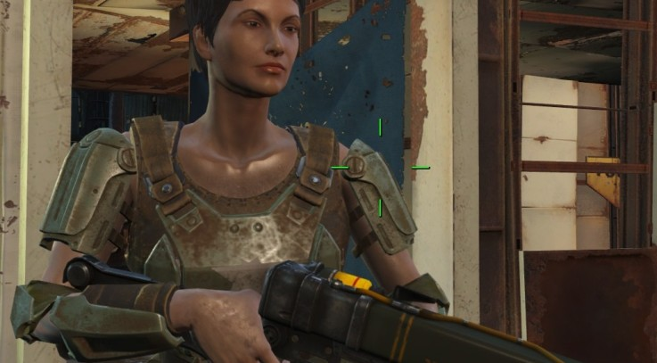 how to turn curie into a synth fallout 4