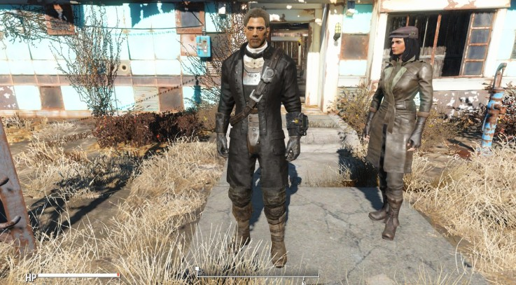 Dark Minutemen General's Armor2