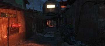 Darker Nights Fallout 4