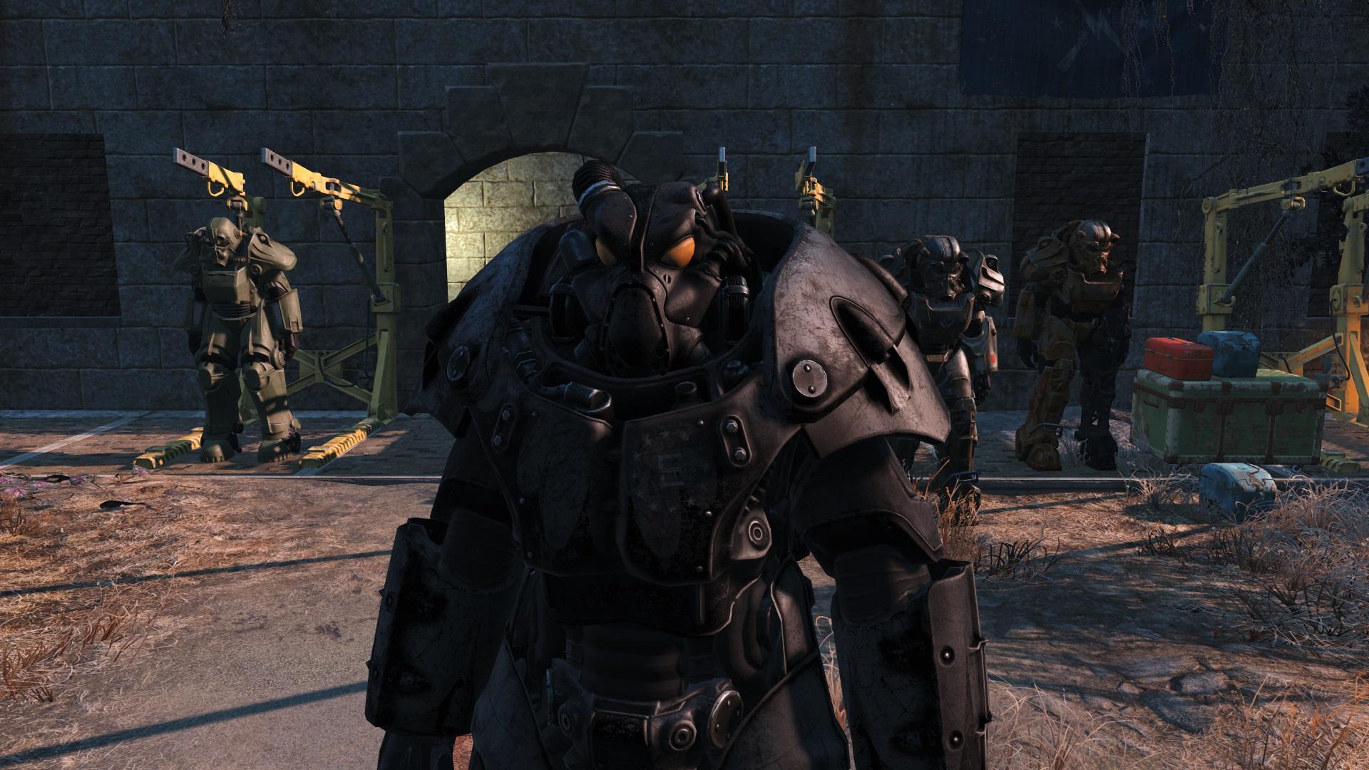 Fallout style mod