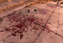 Enhanced Blood Textures Fallout 4