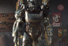 FALLOUT 4 Power Armors Pieces. Bat File