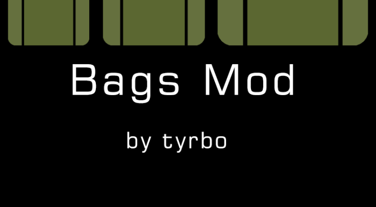 FO 4 Bags Mod