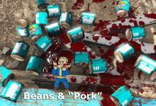 FO 4 Heinz Beanz Texture (Pork and Beans)