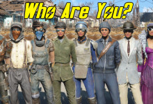Fallout  Targeting Hud Glasses