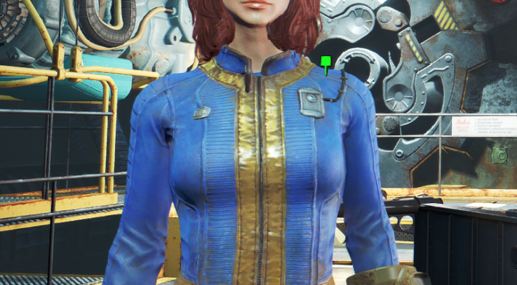 FO4 - Jessie (Prefect and Clean)