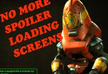 FO4 No More LoadScreen Spoilers