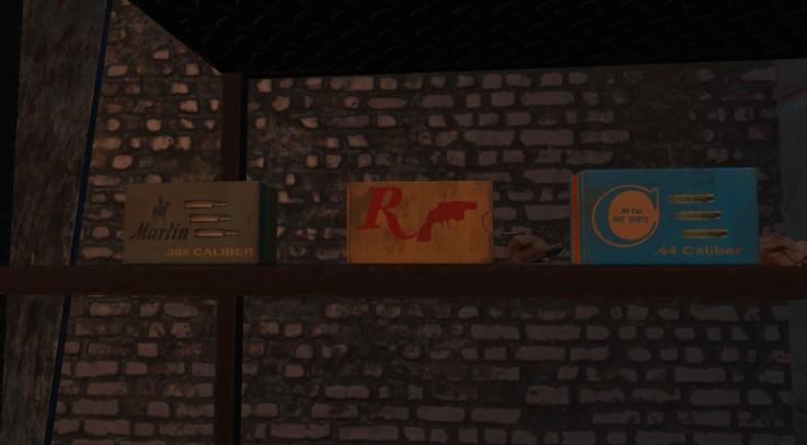 Fallout 4 Ammunition Retexture