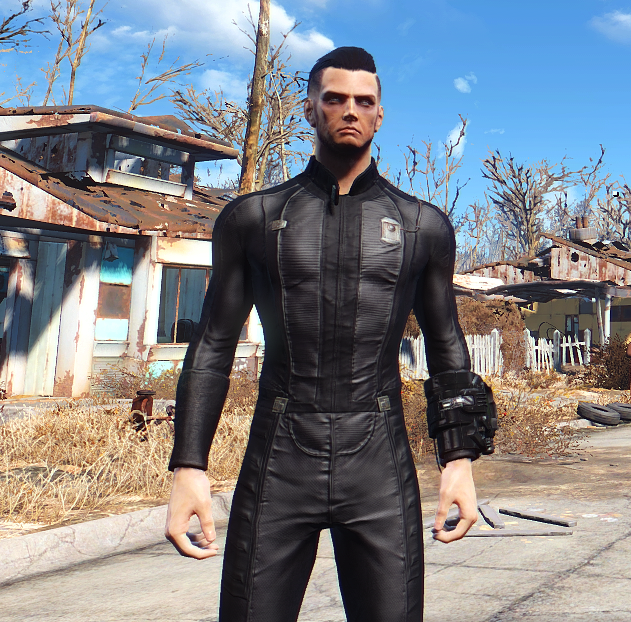 how to create outfit mashup fallout 4