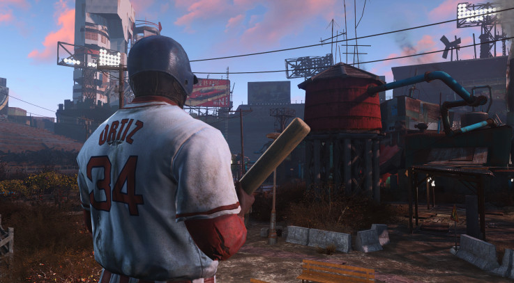 Fallout 4 Boston Red Sox Uniforms 2