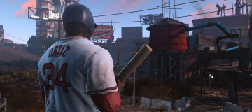 Fallout 4 Boston Red Sox Uniforms 6