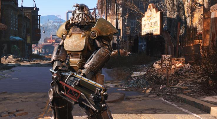 Fallout 4 Garage Icon - Custom Photo