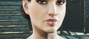 Fallout 4 Grace Character 1
