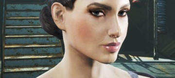Fallout 4 Grace Character 2