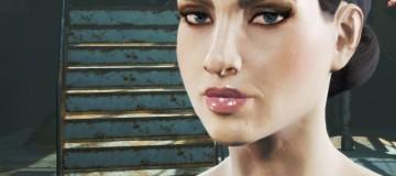 Fallout 4 Grace Character 3