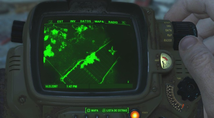Fallout 4 Leak Revealed Xbox One Control Scheme
