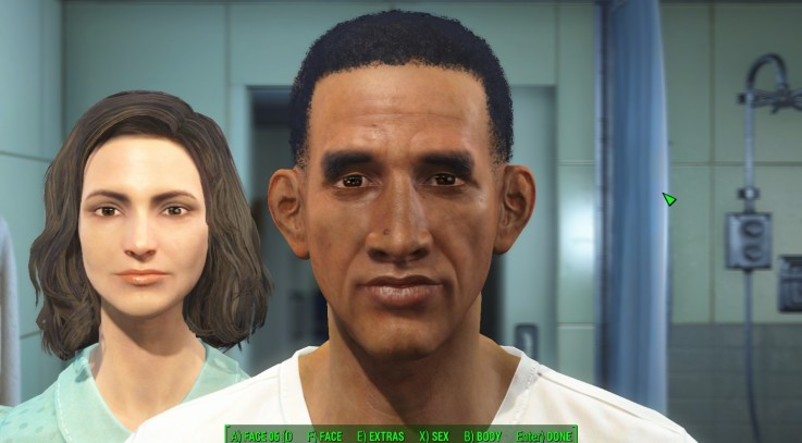 Fallout 4 Obama O' Rama