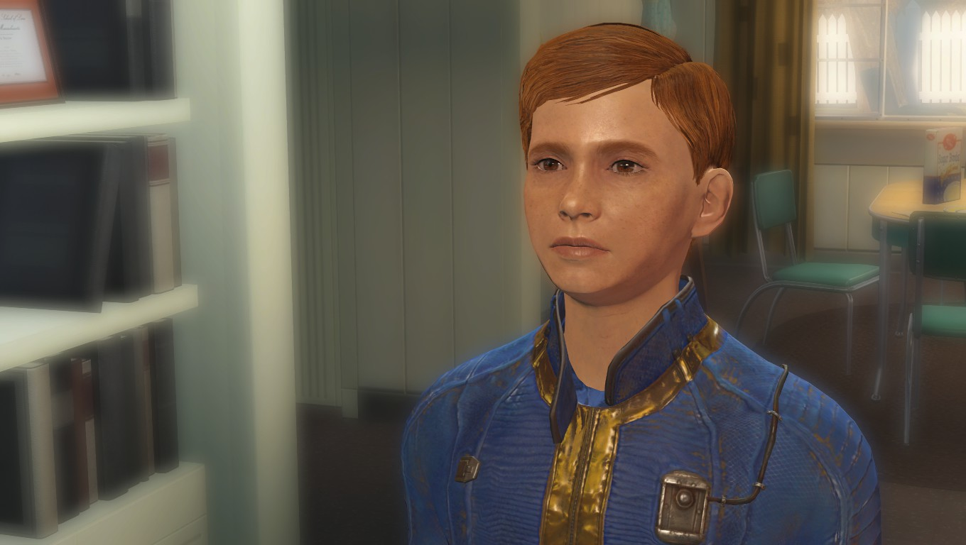Fallout 4 Playable Children Fallout 4 Fo4 Mods