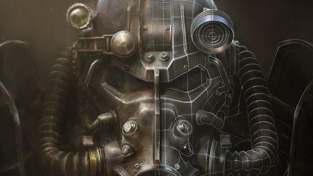 Fallout 4 T60 Icon