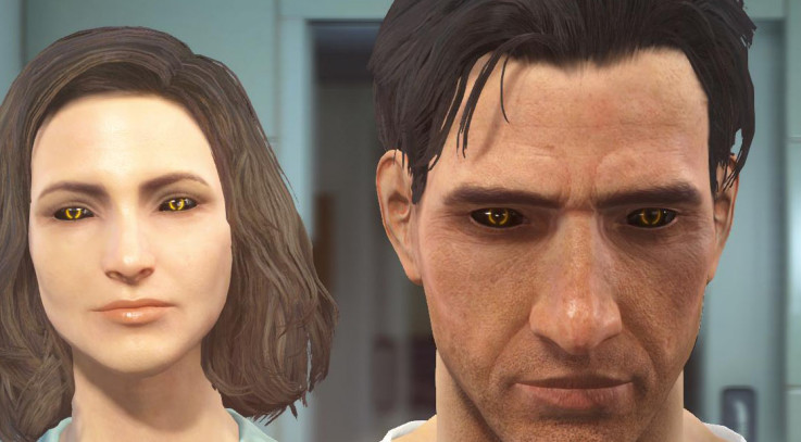 Fallout 4 The Synth Eyes