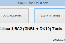 Fallout 4 Tools 1