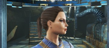 Fallout 4 Valkyrie character 2